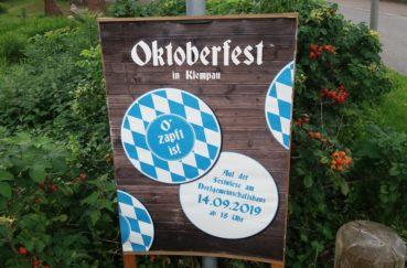 Klempauer Oktoberfest Am 14.09.2019