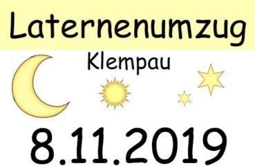 Laternenumzug Am 8. November 2019