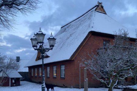 Das sog. Holländerhaus in Klempau Siedlung